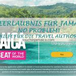 Ausfüllhilfe für den Online-Antrag zur Reiseerlaubnis für Jamaika