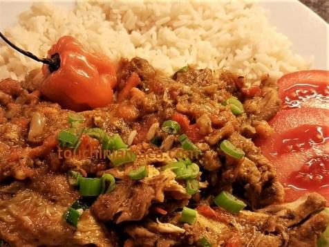 Currychicken Jamaika Rezept