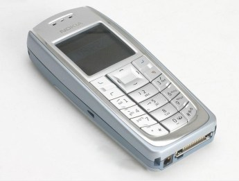 Originálny dizajn - Nokia 3120