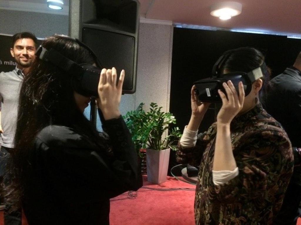 7dc37048e Balet SND zažil dotyk virtuálnej reality. Predstavil prvé 360° video ...