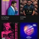 Spotify redizajn knižnice