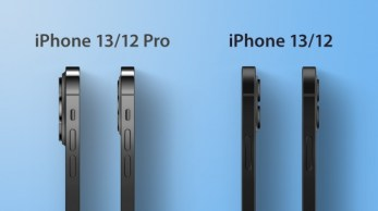 iPhone 12 vs. iPhone 13