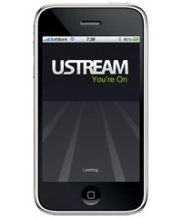 Ustream 3G S Recorder