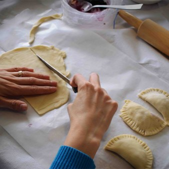 Cooking Pastries