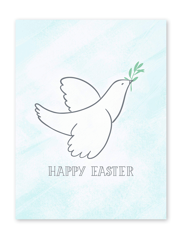 Easter religious cards