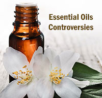 essential oils controversy vs. word of god