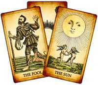 tarot cards is divination