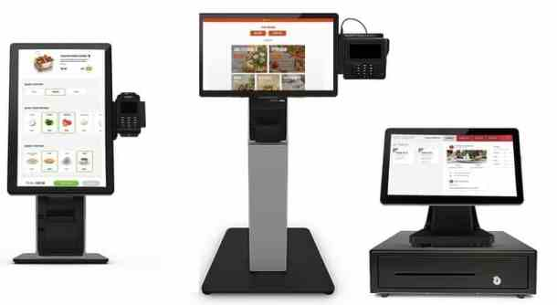 touchsuite self service kiosk grubbrr - TouchSuite - Point of Sale ...