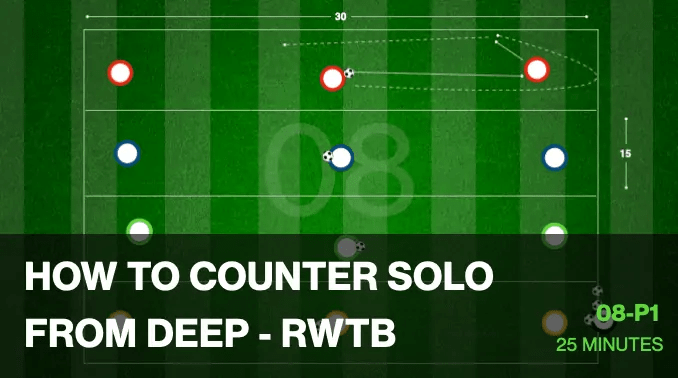 COUNTER FROM DEEP| RUNNING WITH THE BALL (08-P1)