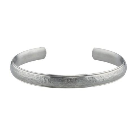 Hypoallergenic titanium bangle available from TouchTitanium.com