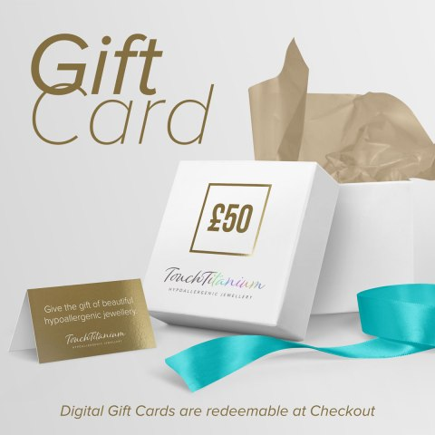 Gift card from TouchTitanium.com