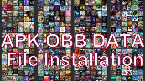 APk OBB Data Game FIles