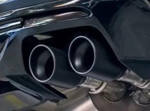 borla atak series axle back exhaust 2016 2019 chevrolet camaro ss