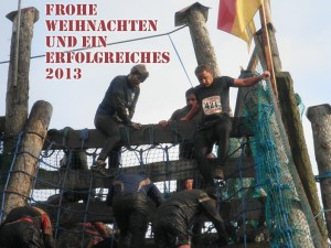 Tough Guy, Weihnachten, Silvester, Adventure Run