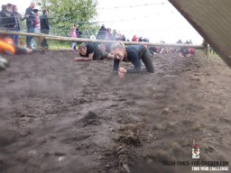Mud Masters Obstacle Run 2015, Hindernis Battle Field