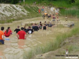 Mud Masters Obstacle Run 2015, Hindernis Mud Walk Start