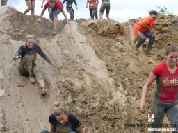 Mud Masters Obstacle Run 2015, Mud Field
