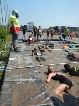 Mudiator Run 2015, Hindernis Mud and Ice