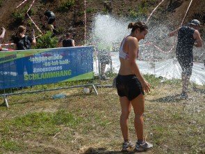 Mudiator Run 2015, Hindernis Mud Mountain