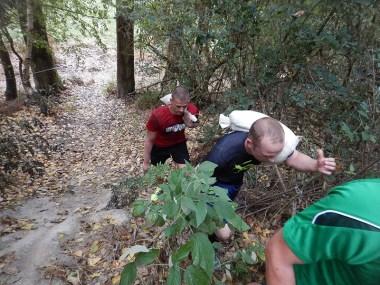 Hammer Run Hirschau 2015, Hindernis Der Schlepper