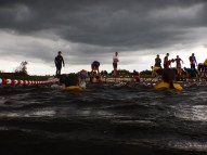 Hindernislauf Belgien, Battle of Thor 2015, Hindernis Waterfest