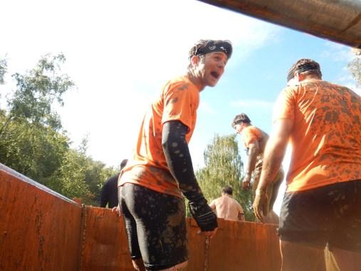 Hindernislauf Nordrhein-Westfalen, XLETIX Challenge Ruhrgebiet 2015, Hindernis Rotten River