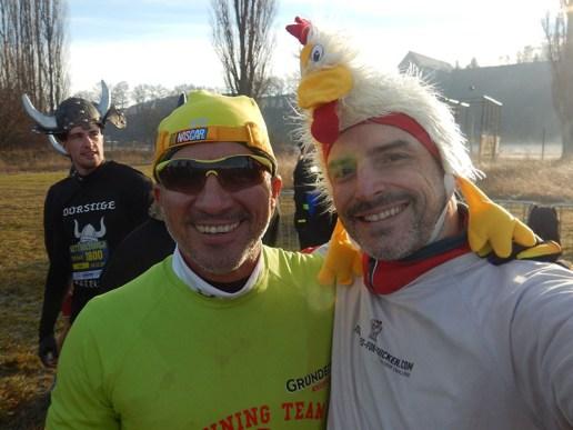 Hindernislauf Thüringen, Getting-Tough - The Race 2015, Rudolstadt, Vor dem Start
