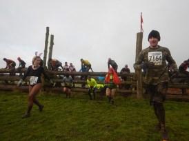 Hindernislauf England,Tough Guy 2016, Brasher Disley Steeplechase