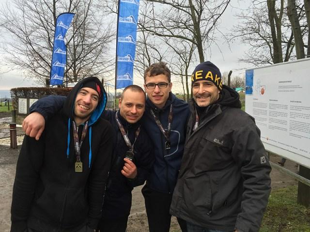 Hindernislauf Belgien, 24H XTREME Team Running 2016, Team Chicken Hawaii