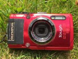 OLYMPUS TOUGH TG-4 Kamera