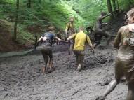 Tough Mudder, Hindernislauf NRW, Berg und Talfahrt Helping Hand