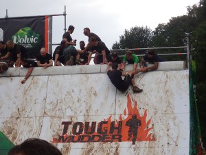 Tough Mudder, Hindernislauf NRW, Hindernis Everest