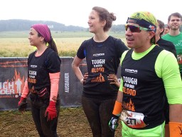 Tough Mudder, Hindernislauf NRW, Team OLYMPUS
