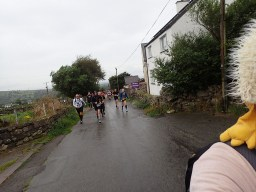 Rat Race Man vs. Mountain, Hindernislauf Wales, erster Streckenabschnitt