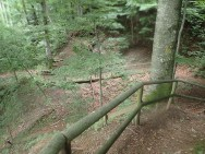 Wildsau Dirt Run, Hindernislauf Österreich, Auf dem Weg nach Egg