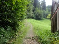 Wildsau Dirt Run, Hindernislauf Österreich, Uphill