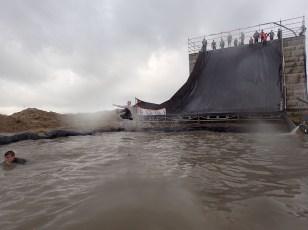 Neptunus Run Hindernislauf Belgien, Hindernis Tobogaaaan