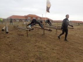Neptunus Run Hindernislauf Belgien, Hindernis Woodlands