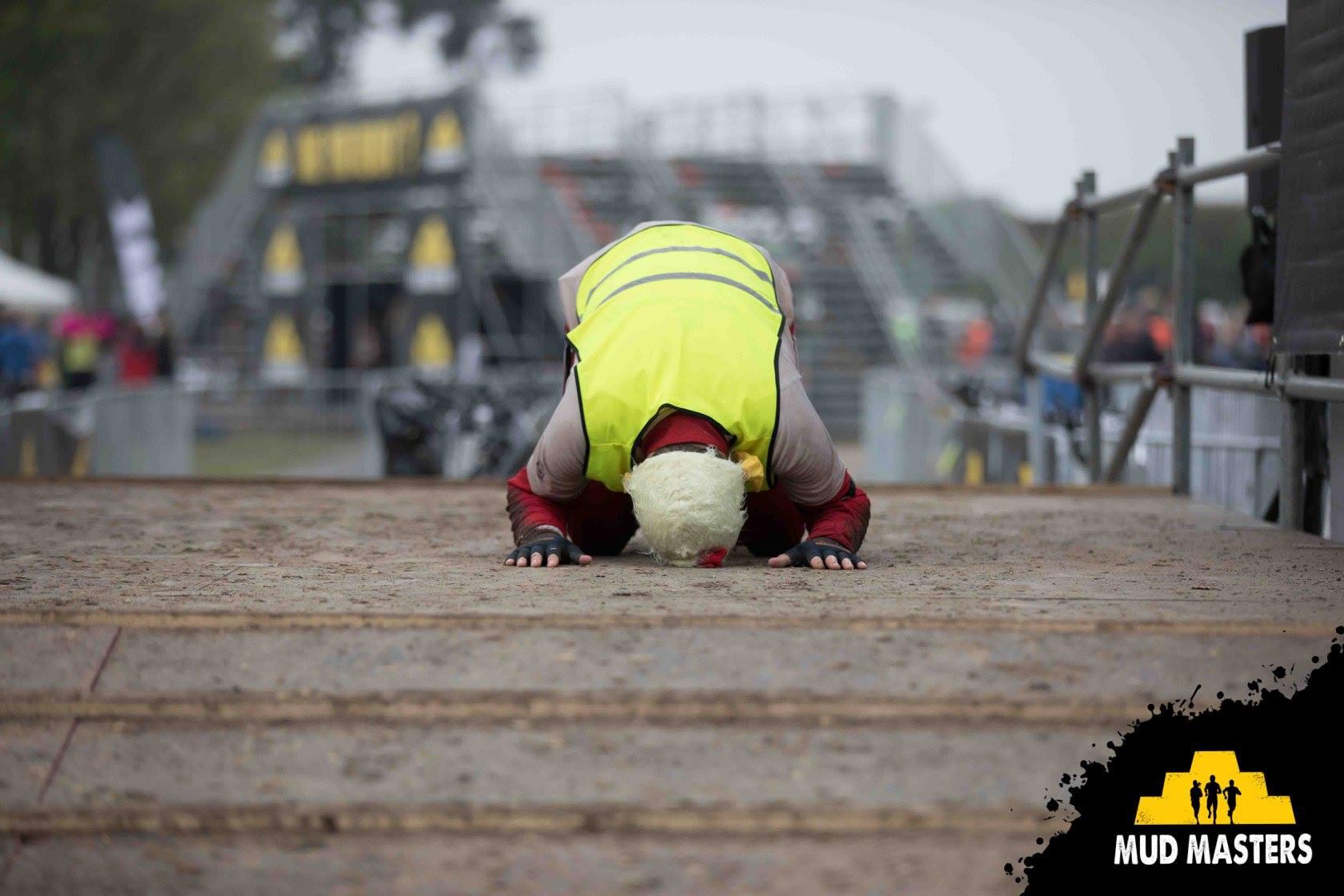 Mud Masters Obstacle Run Night Shift, Hindernislauf Deutschland, Tough Chicken finisher