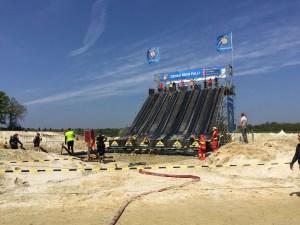 Mud Masters Obstacle, Hindernislauf Deutschland, Hindernis Flyer