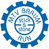 Logo Barumer Stick and Stone Run