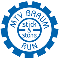 Logo Barumer Stick and Stone Run