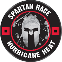 Logo Spartan Race Hurricane Heat