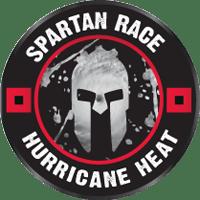 Logo Spartan Race Hurricane Heat