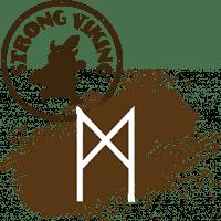 Logo Strong Viking Mud Edition