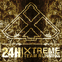 Logo 24h Xtreme Team Running