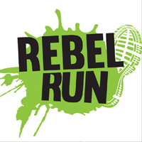 Logo Rebel Run