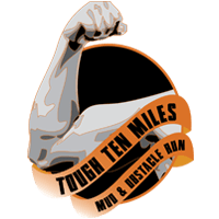 Logo Tough Ten Miles - Farmers Fun