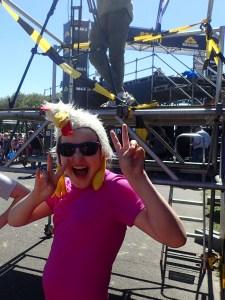 Mud Masters Family Run, Hindernislauf Deutschland, Crazy Chicken
