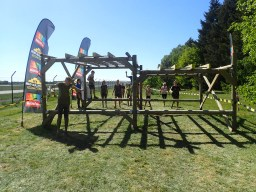 Mud Masters Family Run, Hindernislauf Deutschland, Hindernis Monkey Bar